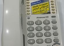 للبيع تلفونات مستعملة ماركة باناسونيك موديل Panasonic KX-T2375/XW