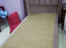 سرير جديدونظيف السعر600