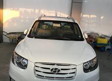 Gasoline Fuel/Power   Hyundai Santa Fe 2011