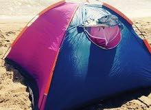 خيمة رحلات بحرية