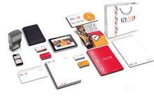 تصميم شعارات وعمل براندينغ للشركات الناشئة والقائمة
