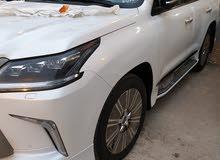 New condition Lexus LX 2019 with 0 km mileage