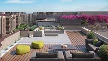 شقة فى اميز كومباوند بمدينة 6 اكتوبر كومباوند GREEN 5 مساحة الشقة 210متر