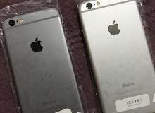 ايفون 6G ذاكرة 16 و 64