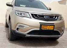 20,000 - 29,999 km Geely Emgrand X7 2018 for sale