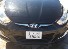 Hyundai Accent 2013 for sale in Tripoli