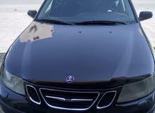 ساب 93 اسود للبيع Saab 93 black 2003