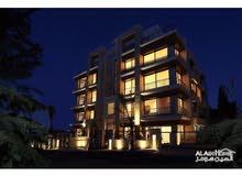 4th Circle neighborhood Amman city - 318 sqm apartment for sale