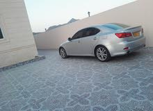 2007 Used IS with Automatic transmission is available for sale