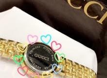 ساعة غوتشي ممكن تقديمها ك هدية مناسبه