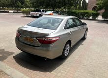 Toyota Camry 2017 For sale - Beige color