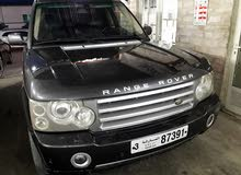 For sale Land Rover Range Rover car in Sharjah