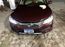 2017 Used Accord with Automatic transmission is available for sale