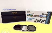 Filter Kit 62mm ND8 UV CPL 18-250 mm 70-300mm 75-300mm 18-270mm