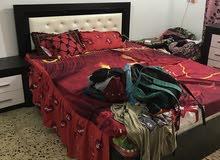 غرفة نوم بحالة جيده
