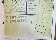 للبيع ارض سكنية الدهس الجديدة