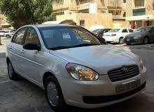Gasoline Fuel/Power   Hyundai Accent 2011