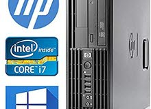 HP Desktop computer with competitive prices