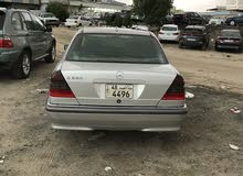 Available for sale! +200,000 km mileage Mercedes Benz C 280 2000