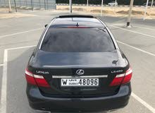 Manual Used Lexus LS