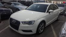2015 Audi A3 Gulf space clean car