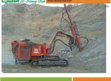 متخصصون في أعمال التخريم والتفجير والقطع الصخري
