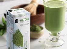ماتشا الشاي الأخضر