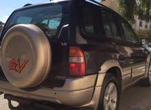 Used condition Suzuki Vitara 2003 with +200,000 km mileage