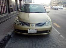 Nissan Tiida 2006 For Sale