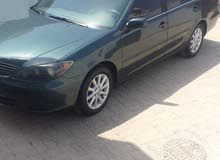 Toyota Camry 2003 For sale - Green color