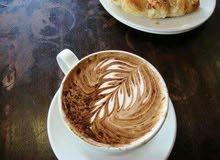 خبير كوفي شواب يبحث عن عمل او من يفتح كوفي شواب انا جهز لفتح عدات مقهي
