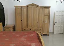 غرفه نوم خشب ماليزي