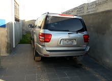 Toyota Sequoia 2002 For sale - Grey color