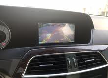 سيارة مرسيدس بنز للبيع موديل 2014 C250