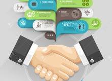 مطلوب مسؤولي تسويق ومسؤولي مبيعات