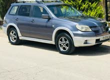 Mitsubishi Outlander 2006 For sale - Grey color