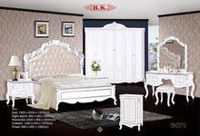 غرف نوم جميله جدا من الخشب الصيني الممتاز ذات تشكيلات رائعه مع التوصيل والتركيب