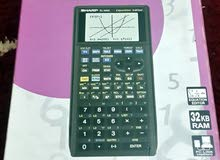 الة حاسبة 9400 نوع شارب . متطورة