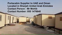 Portacabin Caravan Prefab For Sale In Dubai Sharjah Abu Dhabi UAE