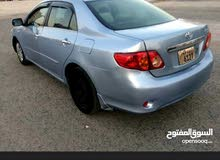 Toyota corolla 2010 in good condition for sale