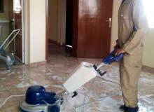 تنظيف المباني مسقط وبركاء