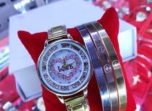 montre + bracelets