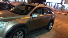Gasoline Fuel/Power   Chevrolet Captiva 2007