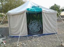 خيمة 4 في 4 متر للبيع