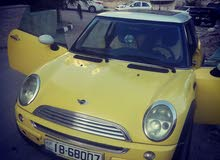 For sale 2003 Yellow Cooper