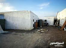 غرفة للايجار في صناعية الطيب ولاية عبري العراقي  الغرفة مع دورة مياة ومطبخ صغير