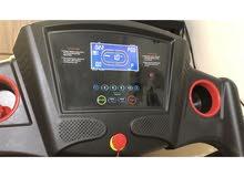 treadmill vigor brand up to  100 kg جهاز مشي بحالة ممتازة