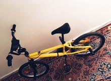 دراجة بي ام اكس، اصلية، صناعة انچليزية / Adult bmx bike للبيع او التبديل