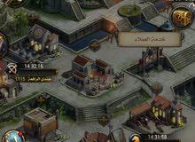 CLASH OF KING مستوى القلعة 29 والقائد 40 والكثير من الموارد الغنية