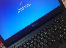 لابتوب Dell مستعمل وبيه مجال